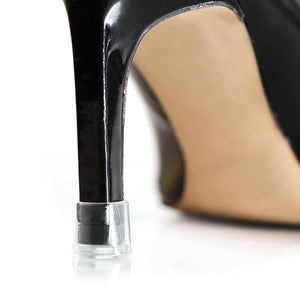 Heel Lovers Protective Heel Caps - Clear FootFitter