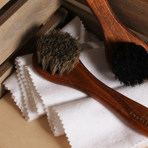 Shoe Brushes & Cloths