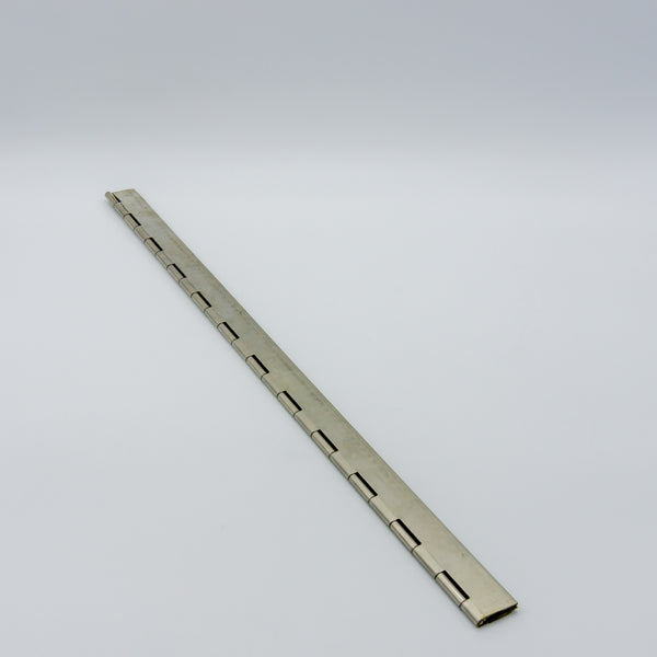 Continuous Hinge Undrilled Stainless Steel
