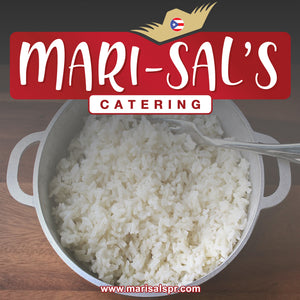 Mari-Sal's White Rice for Catering