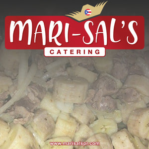 Mari-Sal's Escabeche De Guineos for Catering