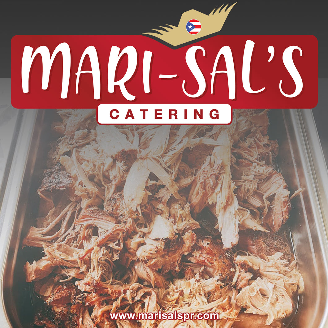 Mari-Sal's Pernil for Catering