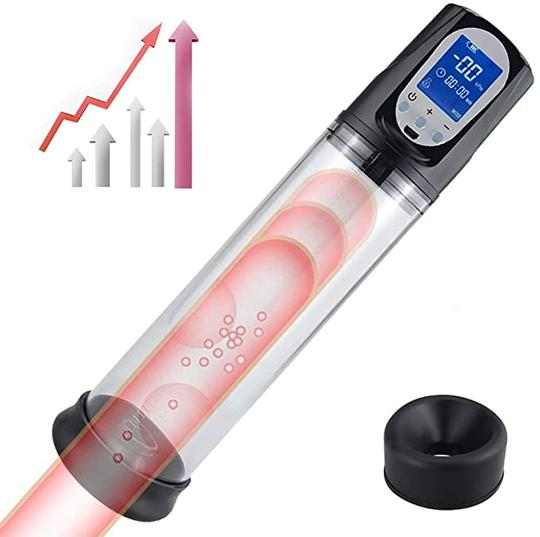 Penis Enlargement Vacuum Pump