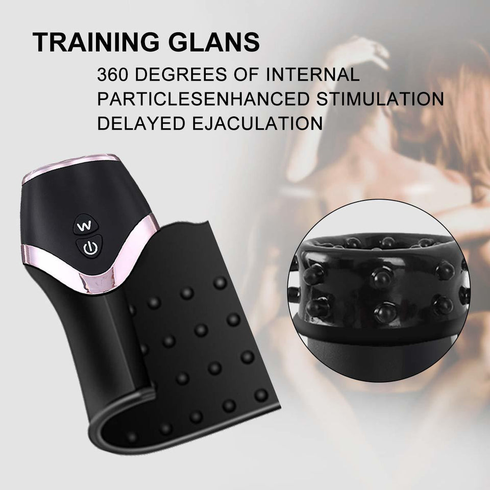 EJACULATION DELAY TRAINER