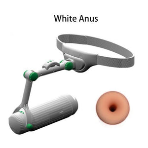 REMOTE CONTROLLER AUTOMATIC TELESCOPIC WEARABLE MASTURBATOR