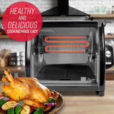 Ronco Showtime Modern Rotisserie, Black