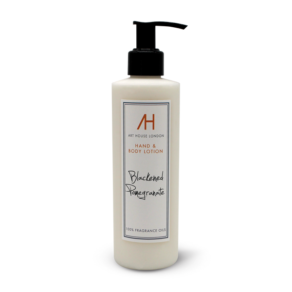 Blackened Pomegranate Hand & Body Lotion