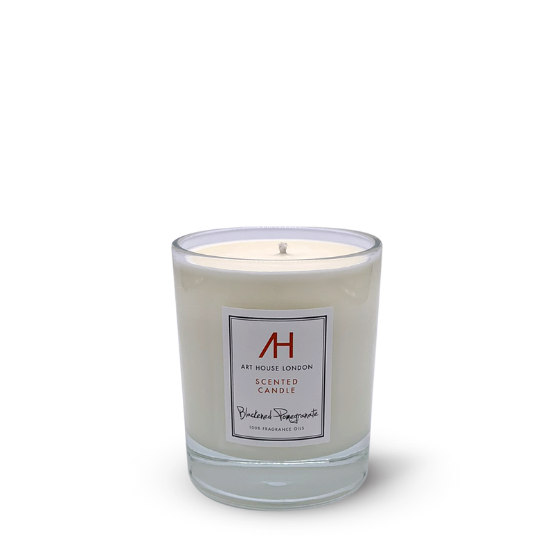 Blackened Pomegranate Candle Classic