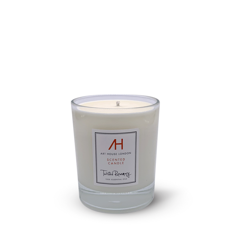 Twisted Rosemary Candle Classic