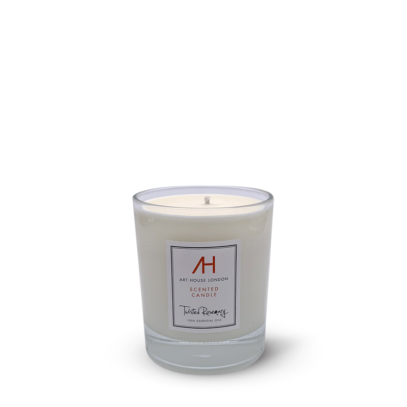 Twisted Rosemary Candle Travel