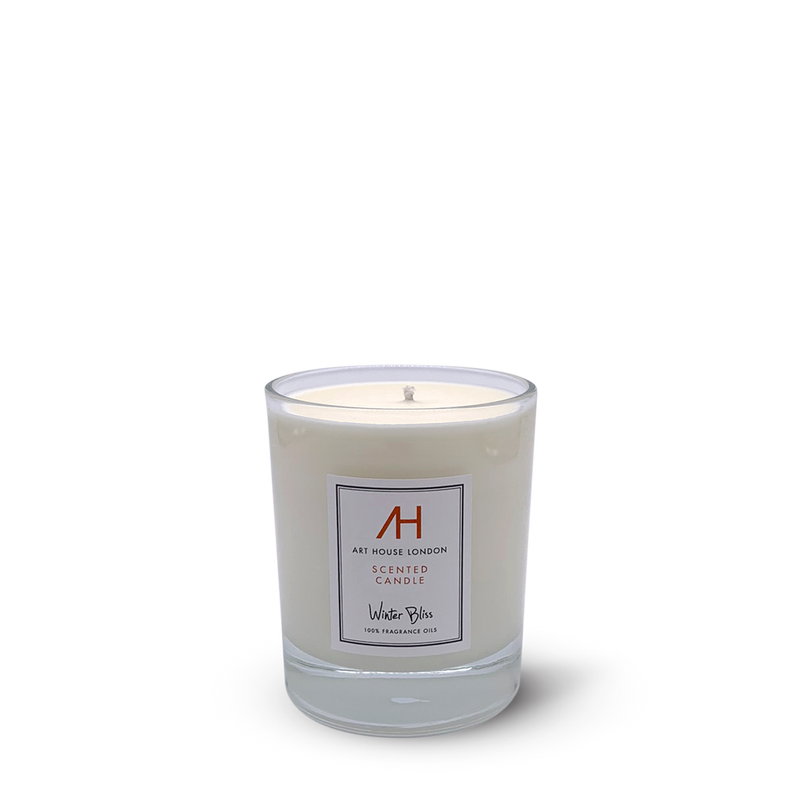 Rosebud Limited Edition Candle Travel
