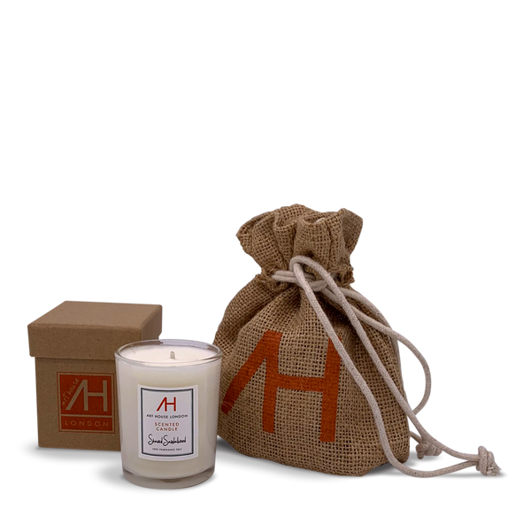 Shaved Sandalwood Candle Travel
