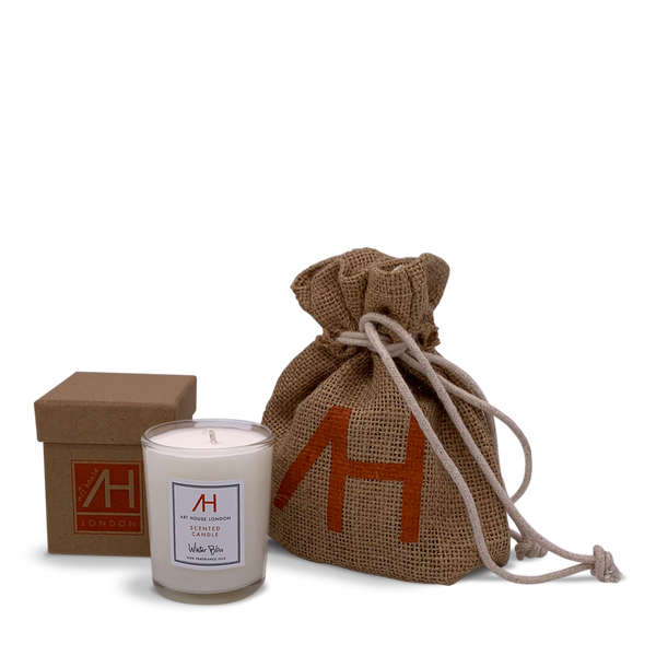 Winter Bliss Candle Travel