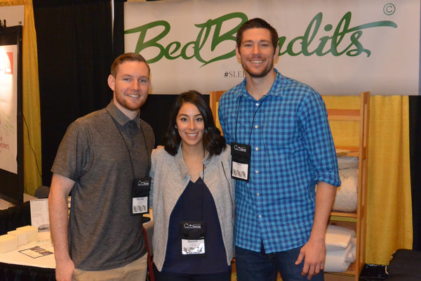 Bed Bandits at WACE 2016