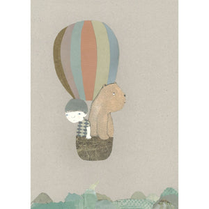 Kirstine Falk Illustrationer (Luftballon A4)