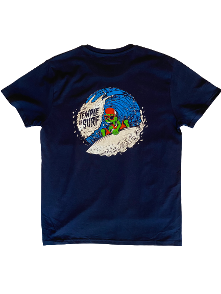 """The Temple"" by Yogi Pipe - T-shirt"