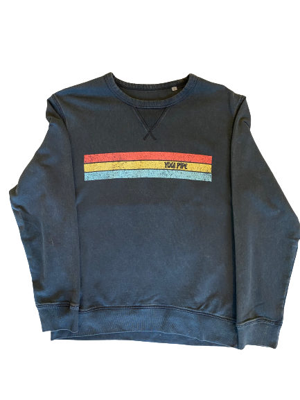 """Sunset"" by Yogi Pipe - Sweatshirt"
