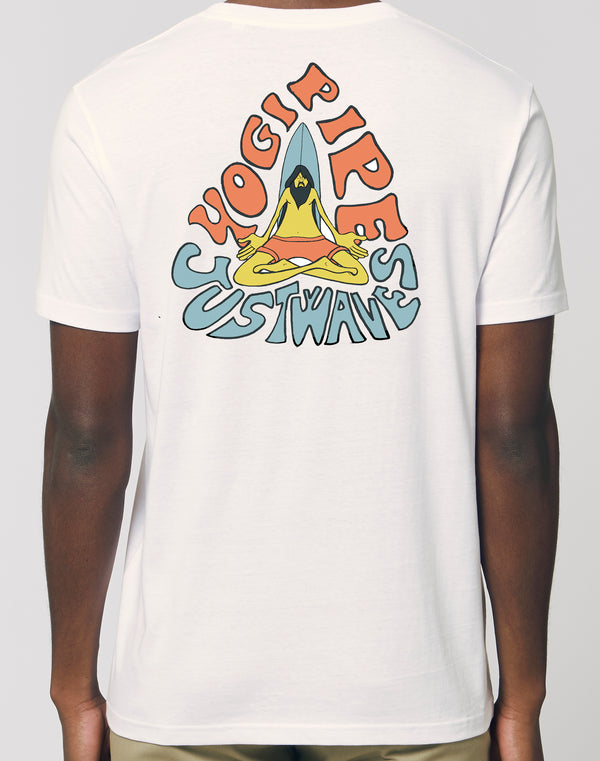 """Meditation"" by Yogi Pipe T-shirt"