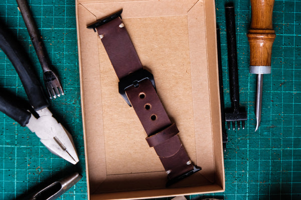 How to Protect your Leather Apple Watch Band