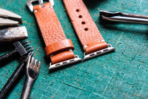 How to Clean Apple Watch Leather Band