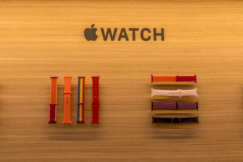 Release Apple Watch Band