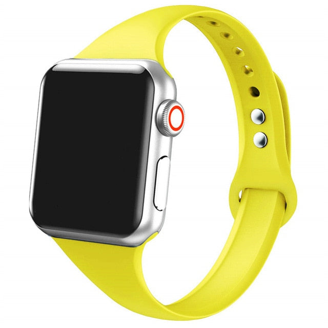 Apple Watch | Inter Sport | Yellow Slim
