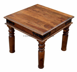 Sheesham Wood Sidetable  variable lucky-furniture-handicrafts.