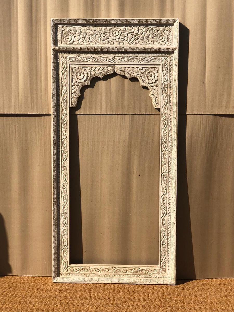 Mehraab Mirror Frame  simple lucky-furniture-handicrafts.