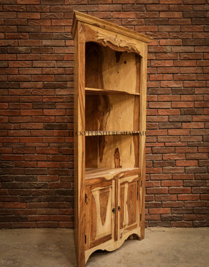 Rosewood Corner Shelf  simple lucky-furniture-handicrafts.
