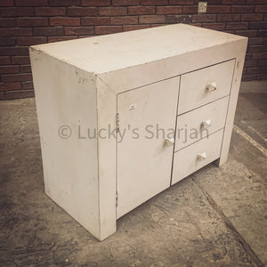 Shabby Chic Sideboard/Coffee Station   lucky-furniture-handicrafts.