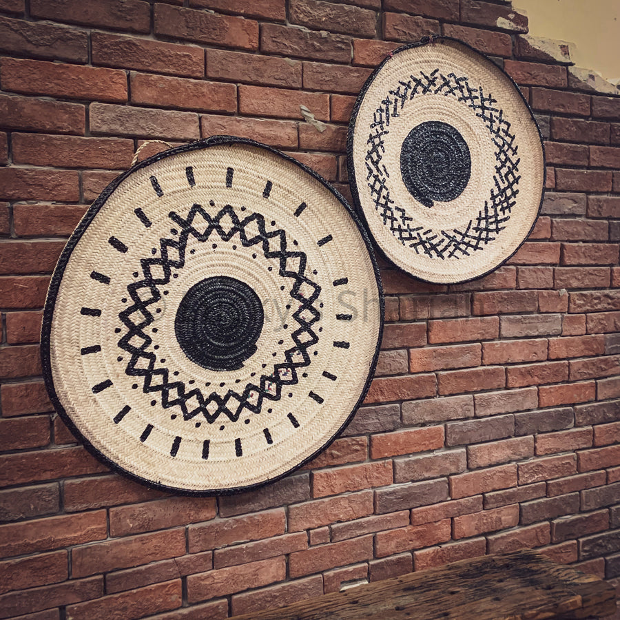 Brazilian Indigenous Inspired Boho Wall decor   lucky-furniture-handicrafts.