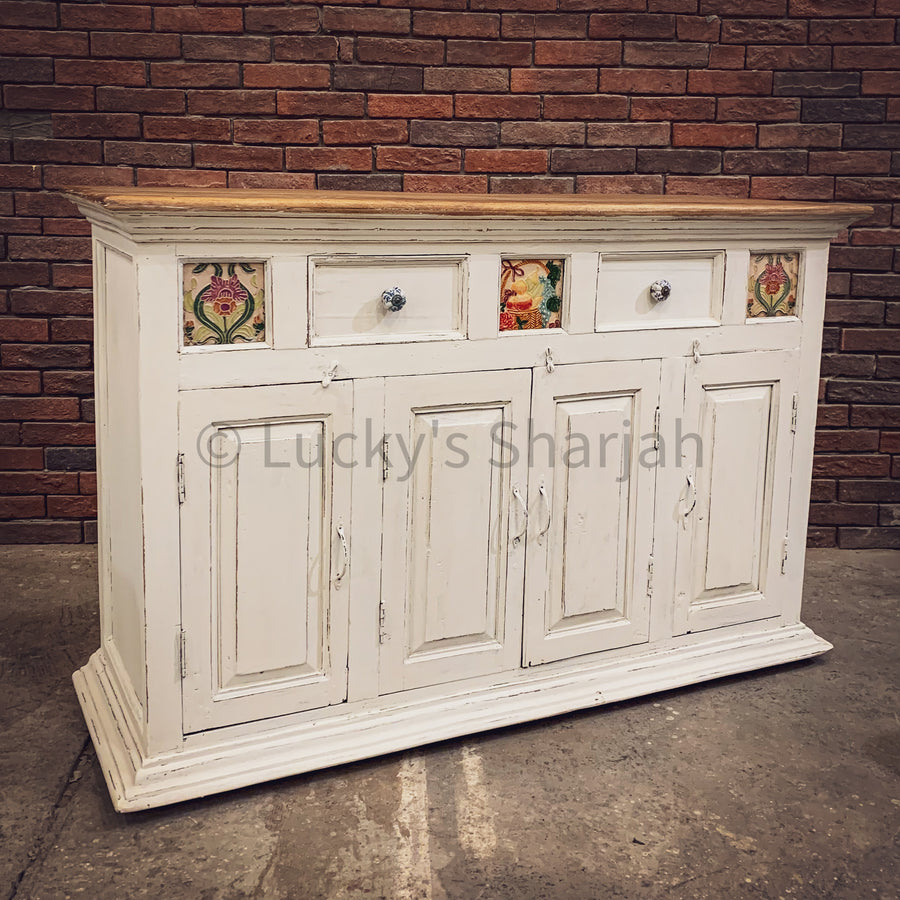 Victorian Vintage Sideboard / Coffee Counter   lucky-furniture-handicrafts.