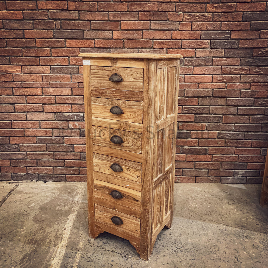 Organization Tall boy drawchest 6 Draw   lucky-furniture-handicrafts.