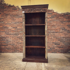 Vintage Door frame bookshelf   lucky-furniture-handicrafts.