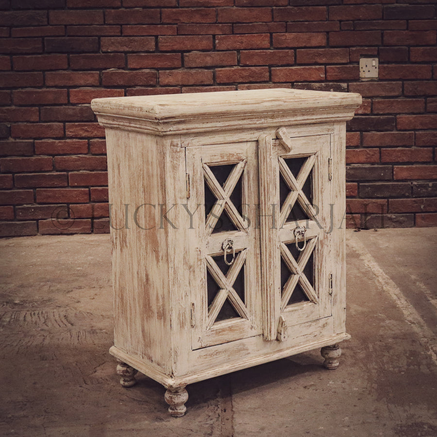 Victorian bedside table