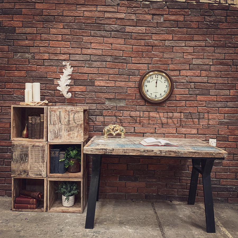 Recycle Design Desk   lucky-furniture-handicrafts