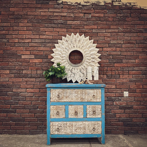 Star Mirror Frame   lucky-furniture-handicrafts.
