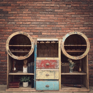 Recycle Design Sideboard Bar   lucky-furniture-handicrafts