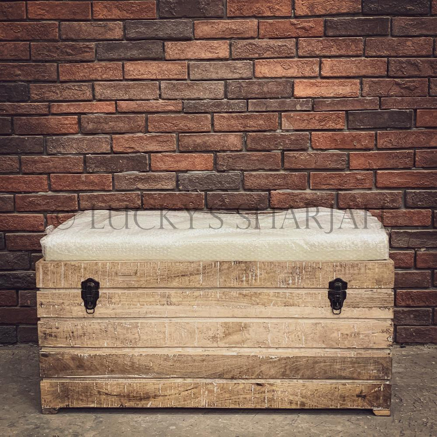 Boho Bench box   lucky-furniture-handicrafts