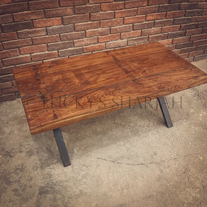 Vintage Teak Coffee Table   LIMITED EDITION   lucky-furniture-handicrafts.