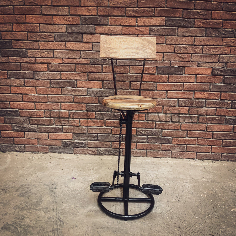 Cycle Bar stool   lucky-furniture-handicrafts
