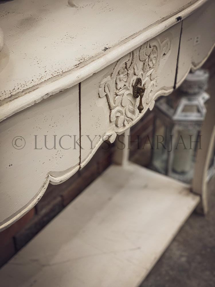 Carved Imperial Console   lucky-furniture-handicrafts.