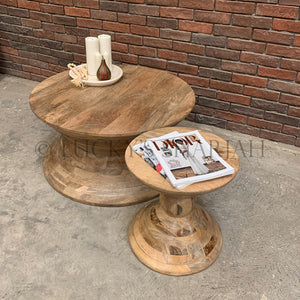 Pedestal Coffee table   lucky-furniture-handicrafts.