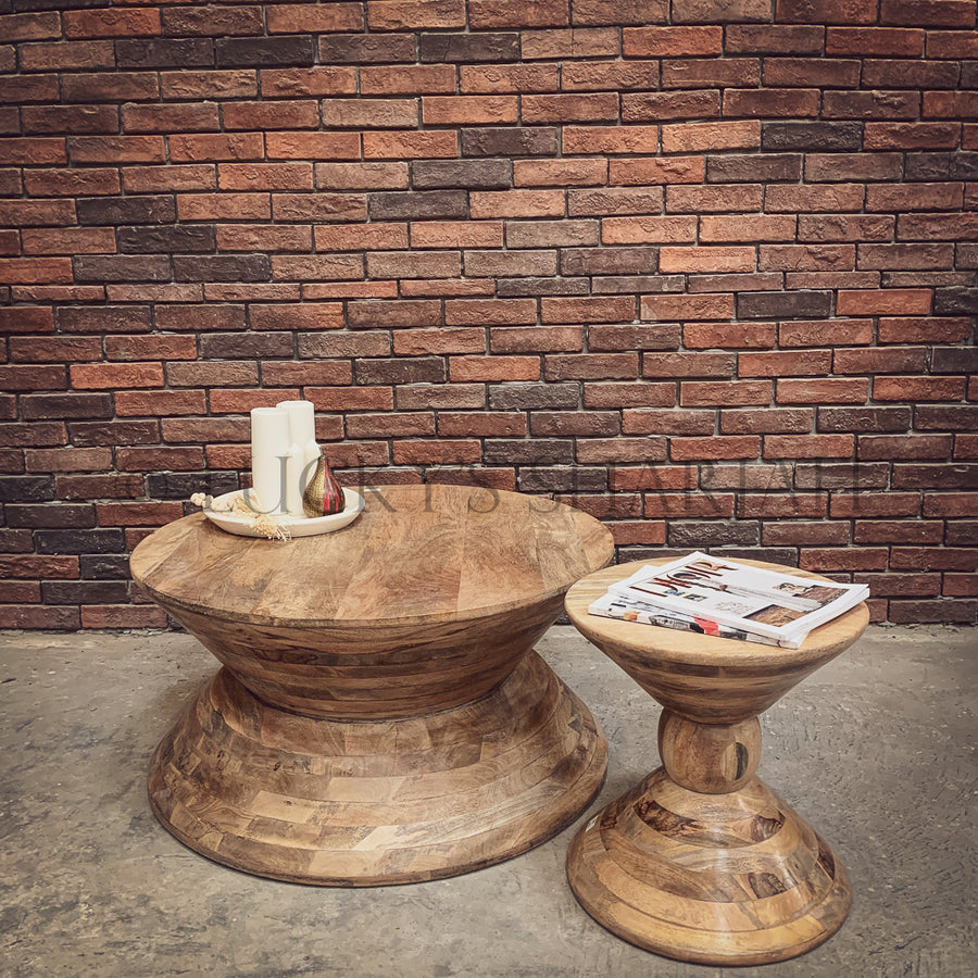 Pedestal Sidetable   lucky-furniture-handicrafts