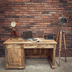 Classic Victorian Desk   lucky-furniture-handicrafts.