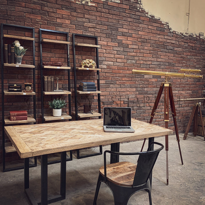 Minimalist Workspace   lucky-furniture-handicrafts.