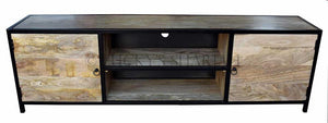 2 Door IW TV stand   lucky-furniture-handicrafts.