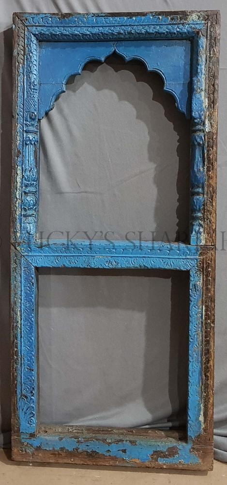 Antique Mehraab Jharokha Frame  simple lucky-furniture-handicrafts.