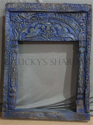 Antique Mehraab Jharokha Frame  simple lucky-furniture-handicrafts