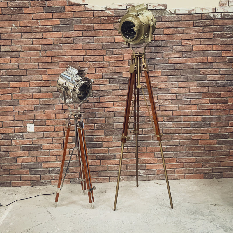 Stellar Tripod Lamp  simple lucky-furniture-handicrafts